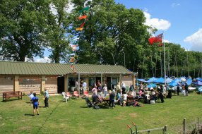 The opening of our new clubhouse in June 2009